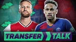 Barcelona & PSG To Finalise Neymar's Return This Week! | Transfer Talk [Video]