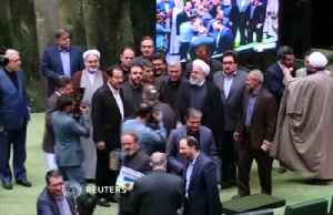 Rouhani rules out bilateral talks with US [Video]