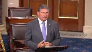 News video: Report: Joe Manchin Not Running For West Virginia Governor, Will Stay In Senate