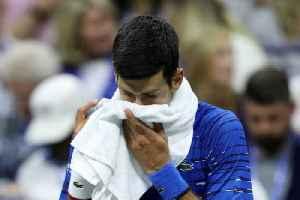 Novak Djokovic Booed After Retiring From US Open Match [Video]