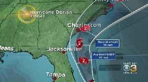 News video: Tracking Hurricane Dorian: The Latest On The Hurricane's Path
