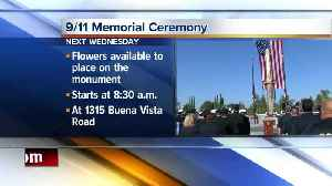 9/11 Memorial Ceremony to take place next week in Bakersfield [Video]