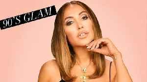 Kim Kardashian 90's Matte Makeup Tutorial [Video]