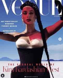 Kanye West Interviews Kim Kardashian for 'Vogue Arabia' [Video]