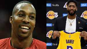 Lakers Signed Dwight Howard Because Anthony Davis REFUSES To Play Center! [Video]