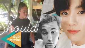 Is Justin Bieber Collaborating With BTS [Video]
