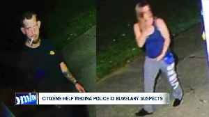 2 alert citizens help Medina police identify burglary suspects in Facebook post [Video]
