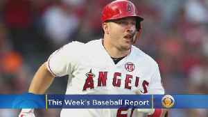Baseball Report: MLB's Weekend Of Records [Video]