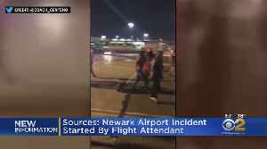 Bipolar Flight Attendant Blamed For Newark Airport Scare [Video]