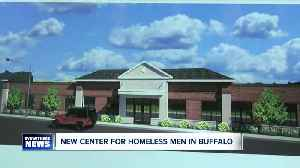 St. Luke's Mission of Mercy receives permission from city to build new center for homeless men [Video]