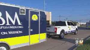 Texas Baptist Men Head To East Coast With Supplies For Hurricane Dorian [Video]