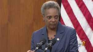 News video: War Of Words Continues Between Lightfoot, Sen. Cruz