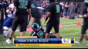 Sierra Central Game of the Week: Hamilton vs. Biggs [Video]