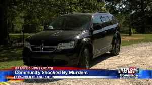 Community Shocked By Murders [Video]