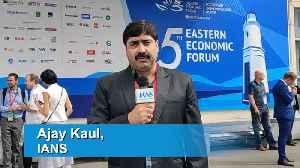 PM Modi in Vladivostok for EEF, talks with Putin [Video]