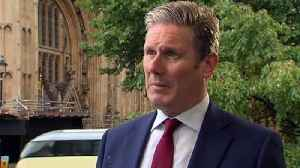 News video: Starmer: Labour will not vote for a general election today