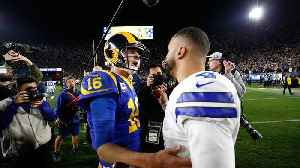 Is Dak Prescott or Jared Goff the Better NFL QB? [Video]