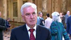 McDonnell: Javid's spending round is an 'election stunt' [Video]