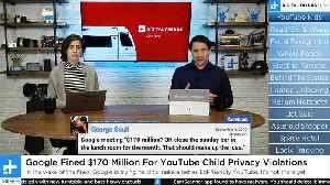 Digital Trends Live - 9.4.19 - Man Delivers Mail To Island Using Jet Suit + YouTube Fined $170 Million For Child Privacy Violati [Video]