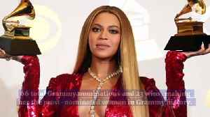 Beyoncé: By the Numbers [Video]