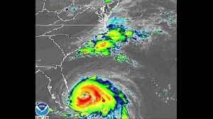 Hurricane Dorian, 'riding Florida's coast': Governor [Video]