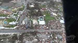 Helicopter View Shows Total Destruction Of Abaco, Bahamas After Hurricane Dorian! [Video]