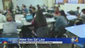 Liberty Common School Won't Teach Sex Ed According To New Law [Video]