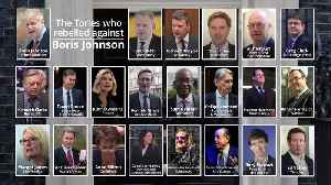 Which Tory MPs rebelled against Boris Johnson in crucial Commons vote? [Video]