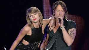 We're melting over Keith Urban's perfect cover of Taylor Swift's hit song [Video]