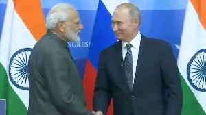 Watch: PM Modi thanks Putin as India-Russia strengthen defence ties [Video]