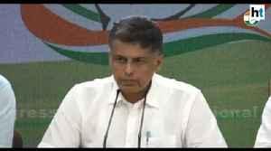 'Tyranny, chaos & anarchy describe 96 days of BJP's second term': Congress [Video]