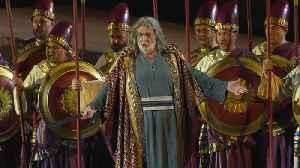 'Placido Domingo: 50th Anniversary Gala Evening' Trailer 2 [Video]