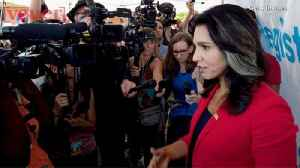 The Story Behind Why Tulsi Gabbard Keeps Her Gray Streak [Video]