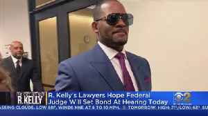 R. Kelly's Lawyers To Ask Judge To Grant Him Bail [Video]