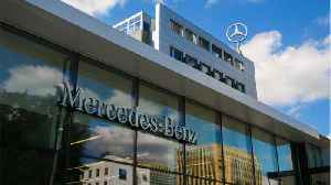 Mercedes-Benz To Launch Electric Car At Frankfurt Show [Video]