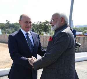 PM Modi accepts Putin's invite for Russia's World War 2 Victory Day in May [Video]