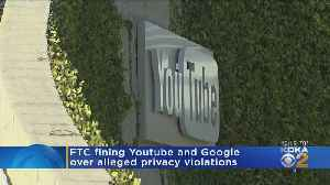 News video: Google, FTC Reach Settlement Over Alleged YouTube Privacy Violations