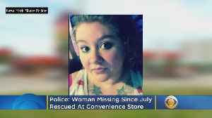 Police: Woman Missing Since July Rescued From Captor At Convenience Store [Video]