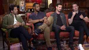 Bill Hader, James Ransone On 'It: Chapter Two' [Video]