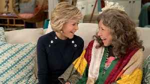 Netflix Renews 'Grace and Frankie' for Seventh and Final Season | THR News [Video]