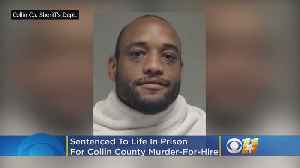 Collin County Woman's Murder-For-Hire Killer Sentenced To Life In Prison Without Parole [Video]