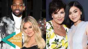 Tristan Thompson FIGHTING To Win Khloe Kardashian Back & Kylie & Kris Jenner FIGHT For Space! | DR [Video]