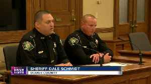 Officials advocate for tougher OWI laws [Video]