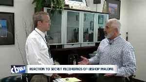 Reaction to Bishop Malone's secret audio recording [Video]