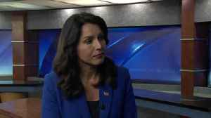 Tulsi Gabbard Interview Part 2 [Video]