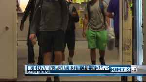 RCTC Receives Funding To Expand Mental Health Services [Video]