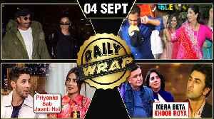 Priyanka Chopra Insulted, Deepika Ranveer's Winter Look, Salman Shilpa's Visajan Dance | Top 10 News [Video]