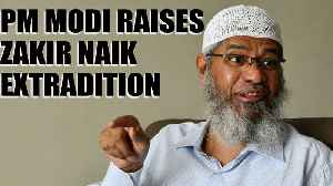 India raises Zakir Naik extradition matter with Malaysian President | Oneindia News [Video]