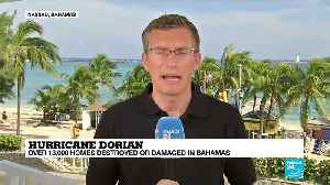 Death toll from Hurricane Dorian expected to rise in the Bahamas, 13,000 homes damaged or destroyed [Video]