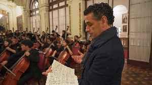 Juan Diego Flórez plans an international music academy in Peru [Video]